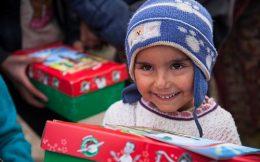 Joulun lapsi -keräys käynnistyy